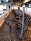 Barco Vikingo. Museo Roskilde, Dinamarca.